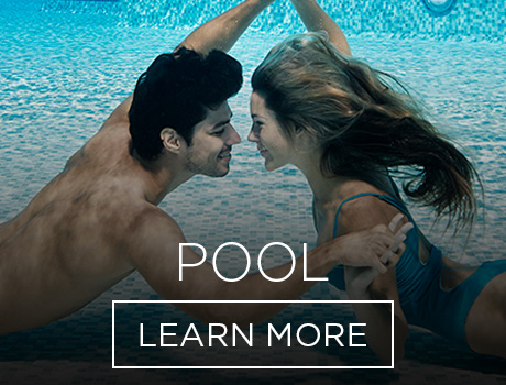 Pool. Learn More.